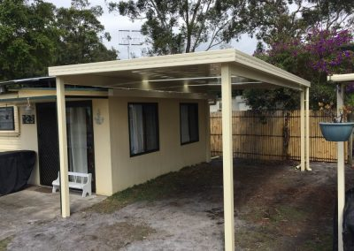 Carport / Patio Caravan Park