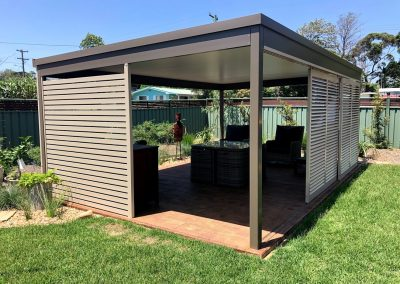 Free Standing Insulated Patio