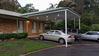 Gable Insulated Carport