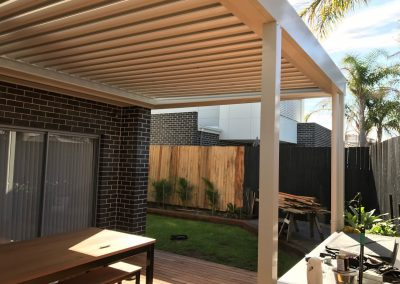 Suburban Direct Opening Roof